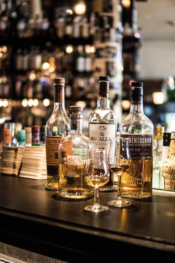 Our favourite places to drink Whisky in Munich