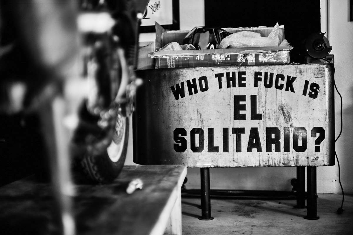El Solitario - Makers Bible
