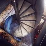 steel stairways spitzbart