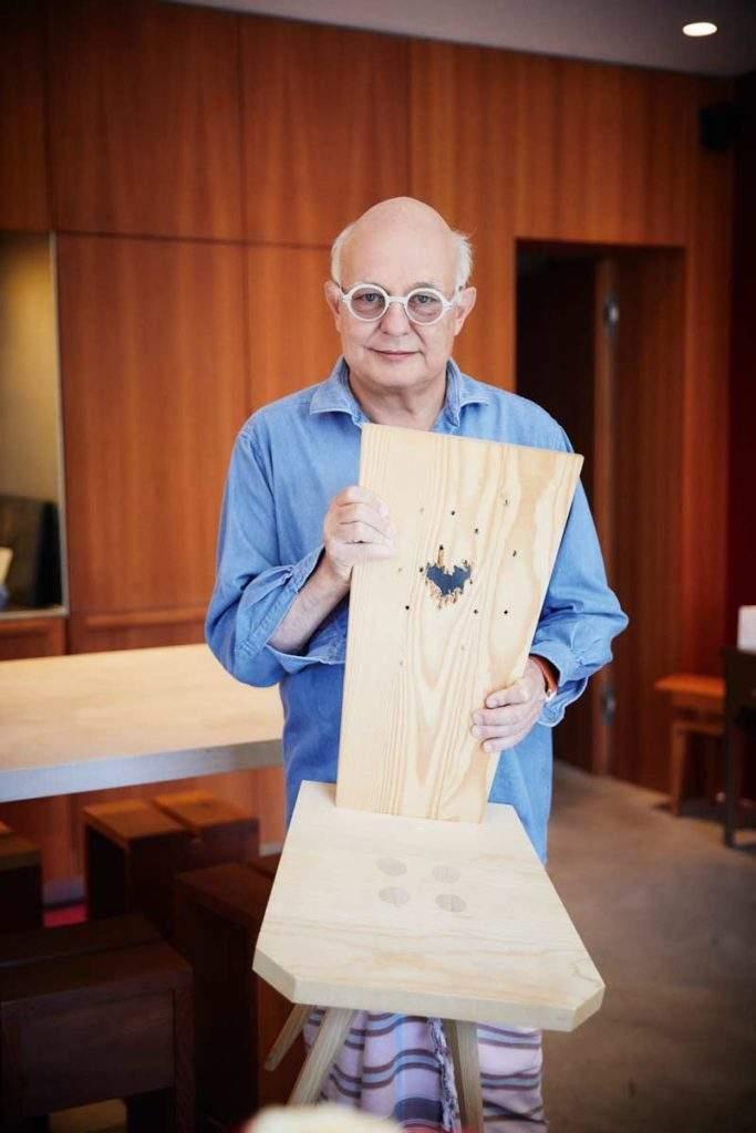 Makers Bible Ambassadors: Rolf Sachs