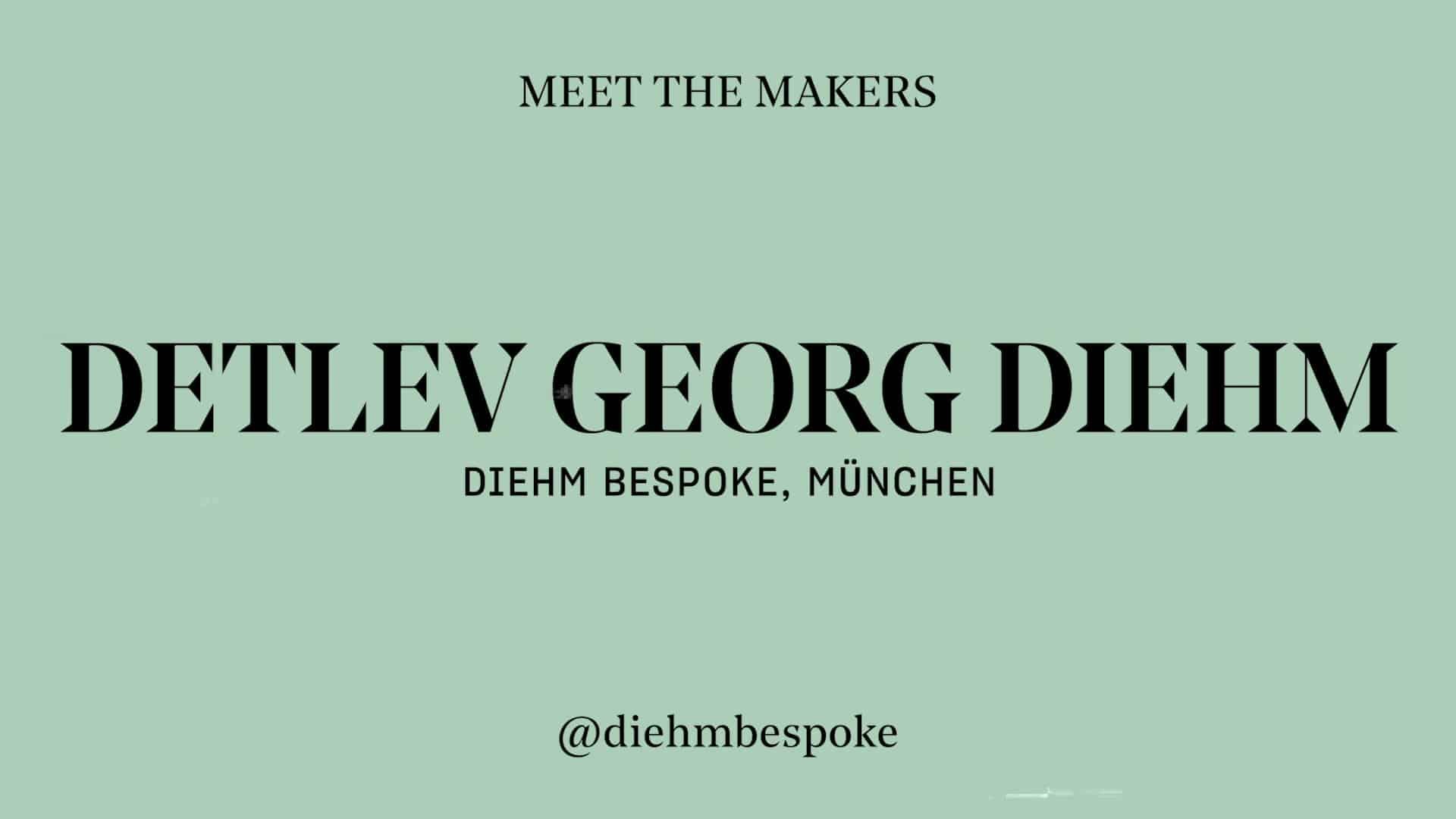 Detlev Georg Diehm